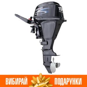 Човновий мотор Parsun F15A BMS