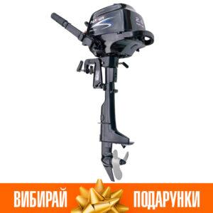 Човновий мотор Parsun F2.6 BMS