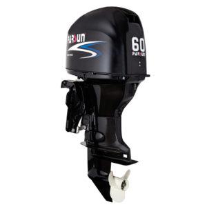 Човновий мотор Parsun F60FEL-T-EFI