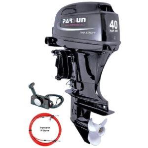 Човновий мотор Parsun T40FWS