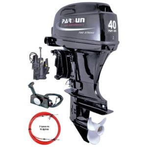 Човновий мотор Parsun T40FWL-T