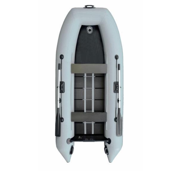 Надувний човен Parsun (сірий) 0019K