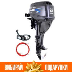 Човновий мотор Parsun F9.8 FWL